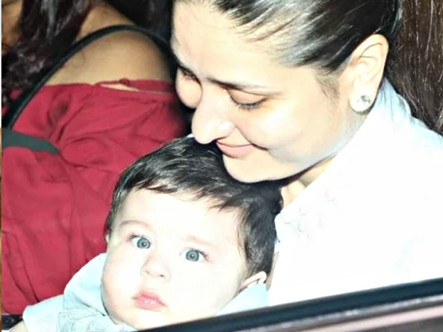 Kareena Kapoor Talks About Taimur Ali Khan's Birthday Plans
