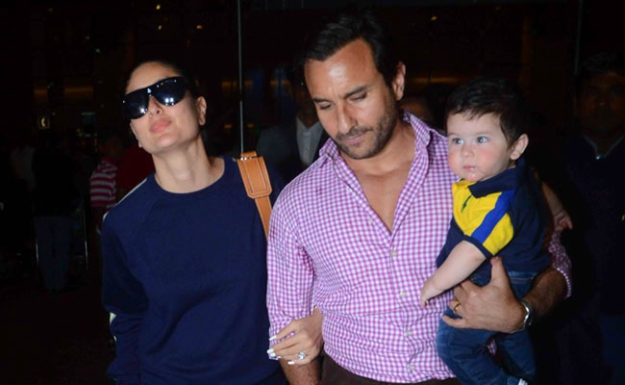 Kareena confirms plans for Taimur's first birthday