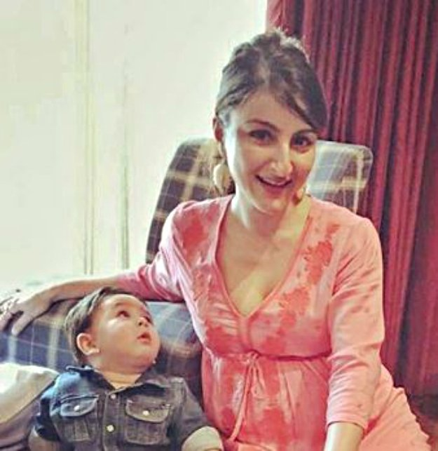 PHOTO: INSTAGRAM/SOHA ALI KHAN PATAUDI