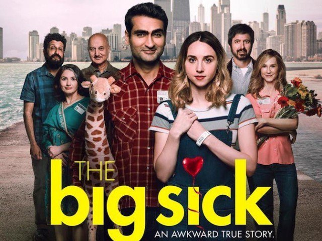 Kumail Nanjiani wins large during Hollywood Film Awards