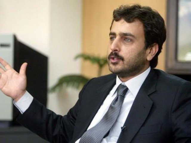 Awais Leghari. PHOTO: FILE