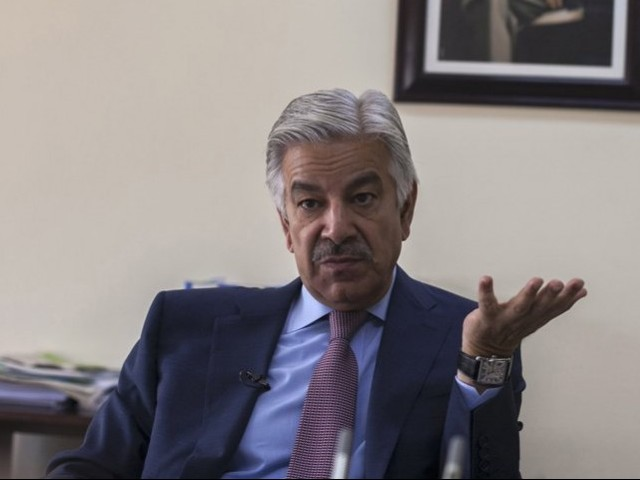 Pakistan hopeful of better ties with neighbours: Kh Asif