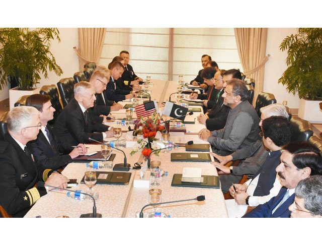 Time to focus towards Russian Federation and China: Khawaja Asif