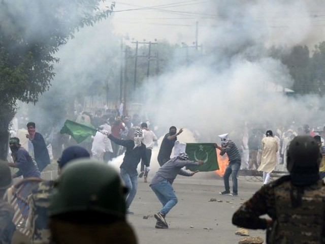 Kashmir and Pakistan are inseparable