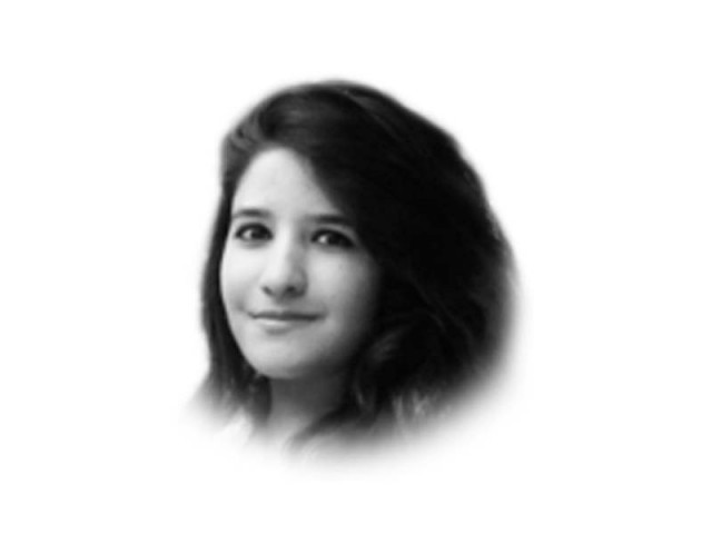 The writer is a freelance columnist based in Lahore. She has a profound interest in local and global politics, English Literature and Psychology