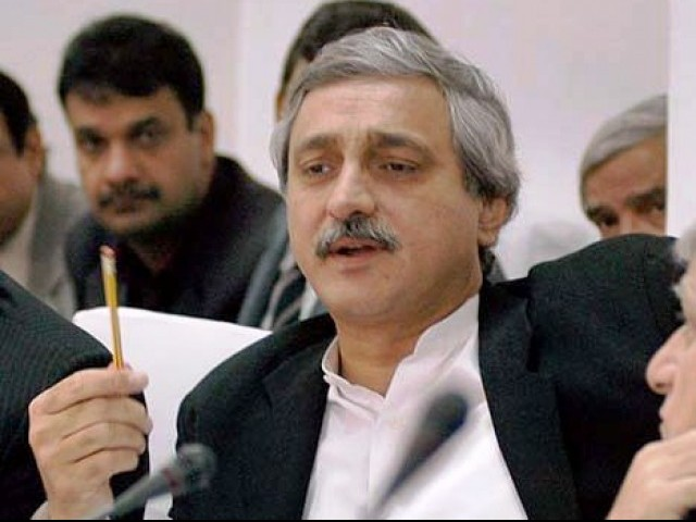 PTI General Secretary Jahangir Tareen. PHOTO: APP/FILE