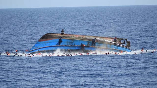 18 killed when boat capsizes in Arabian Sea