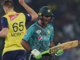 FOUND OUT: Aamer Sohail believes teams have identified the weakness in Fakhar Zaman's batting technique and used it against him which is why he is unable to perform. PHOTO: AFP