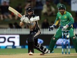 HIGH HOPES: Inzamamul Haq believes Pakistan can take inspiration from their victory in the Champions Trophy when they travel to New Zealand in January for a limited-over series. PHOTO: AFP