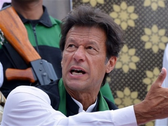 Imran Khan rejects possibility of electoral alliance with Zardari-led PPP