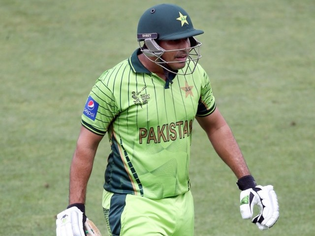 Nasir Jamshed slapped with one-year ban