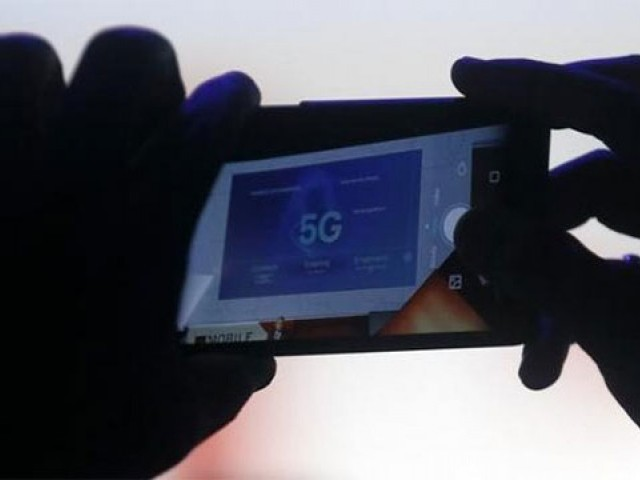 The government will soon be launching 5-G mobile broadband technology for commercial purposes. PHOTO: REUTERS