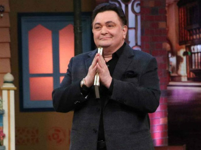Rishi Kapoor bans journalists from father's book launch