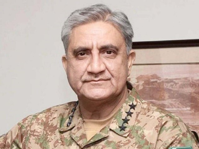 Gen Bajwa arrives at Parliament House for briefing on security situation