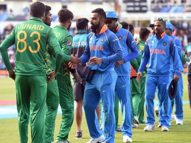 There has been little love lost between the PCB and the BCCI since political relations between the two countries went south. PHOTO: AFP