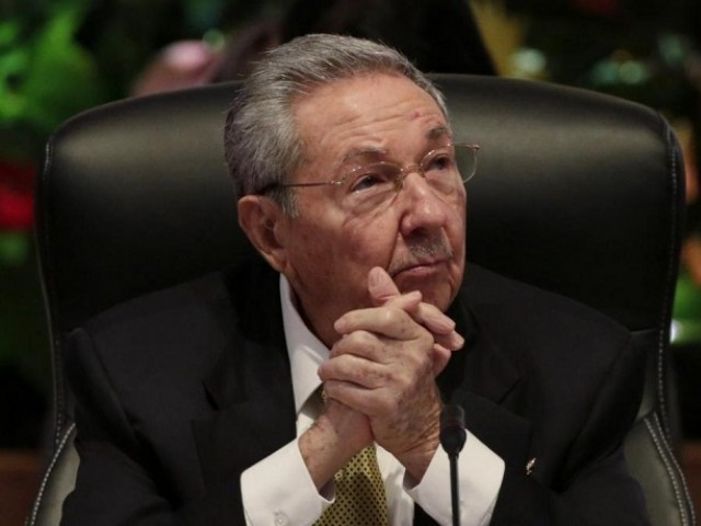 Raul Castro to step down as Cuba's president April 2018