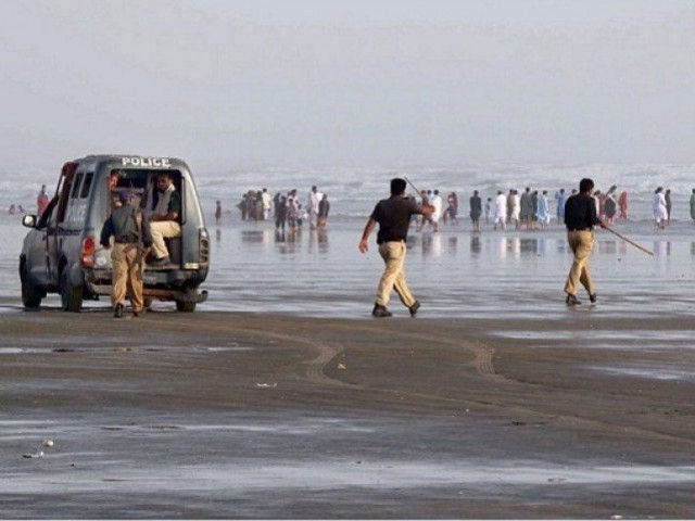 The Sindh government has issued a notification under Section-144. PHOTO: FILE
