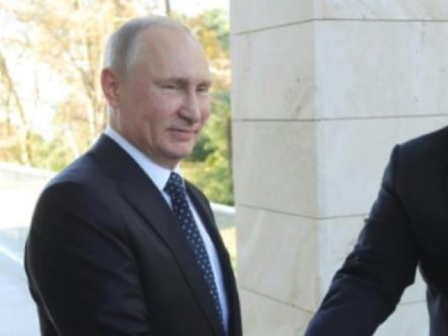 The deal comes after Bashir met Putin in the Black Sea coast city of Sochi on November 23. PHOTO: AFP
