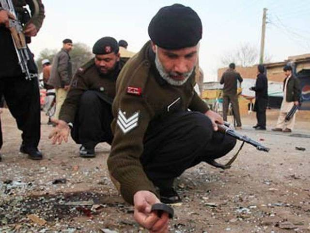Three FC men martyred in NWA blast