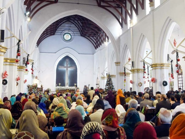 Christmas celebrated with enthusiasm, fervour in J&K