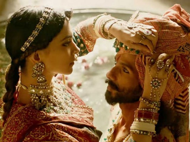 CBFC refers 'Padmavati' film to Jaipur historians