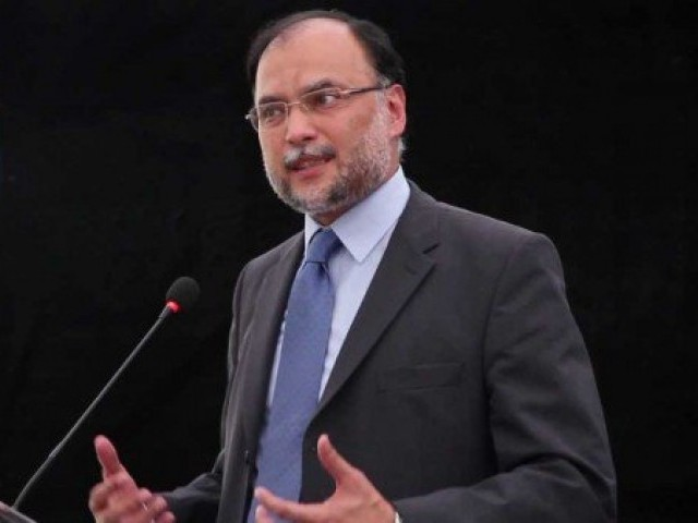 Conspiracies being hatched by India against CPEC: Ahsan Iqbal