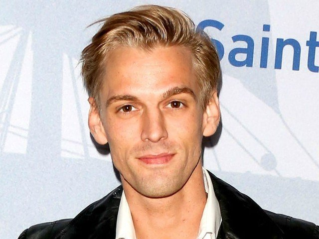Aaron Carter on dropping to 115 pounds like late friend Michael Jackson