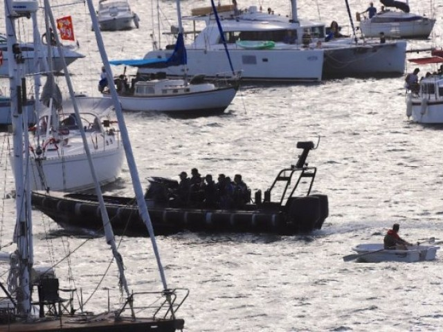 Britons feared dead after sea plane crashes near Sydney, Australia