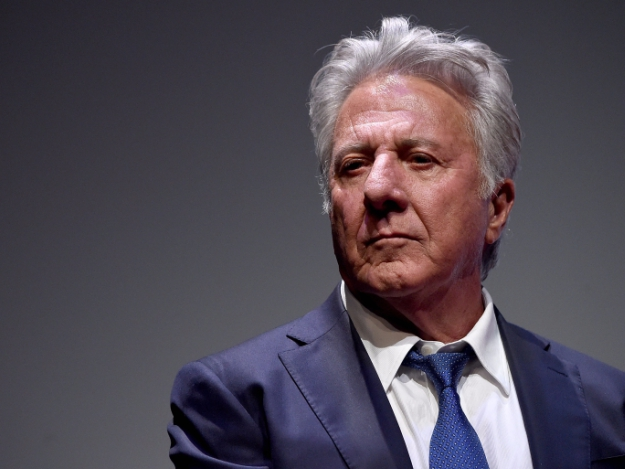 Dustin Hoffman grilled over sexual misconduct claims
