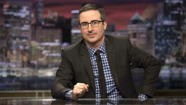 John Oliver Hammers Dustin Hoffman Over Alleged Sexual Harassment At Film Panel""