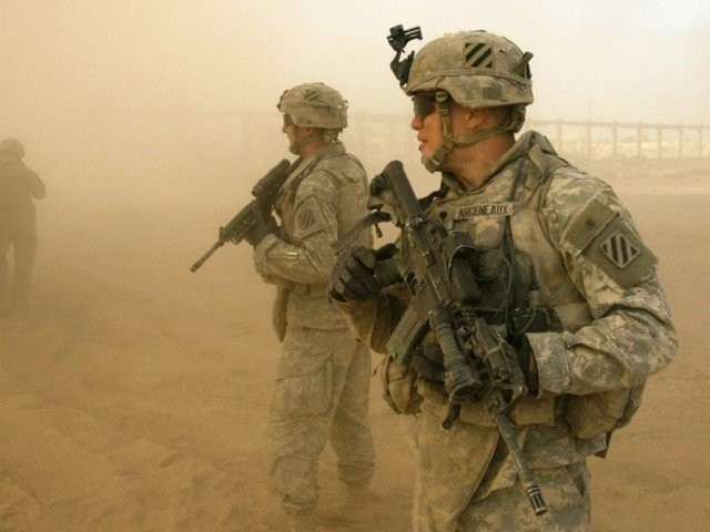 US service member killed, four wounded in Afghanistan combat
