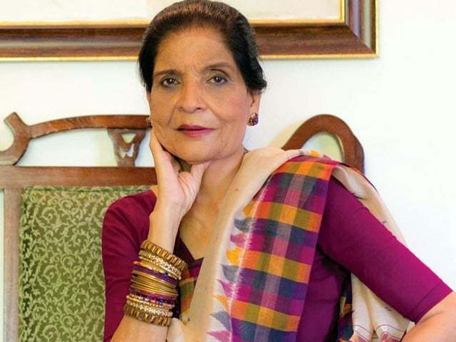 Zubaida Tariq passed away in Karachi