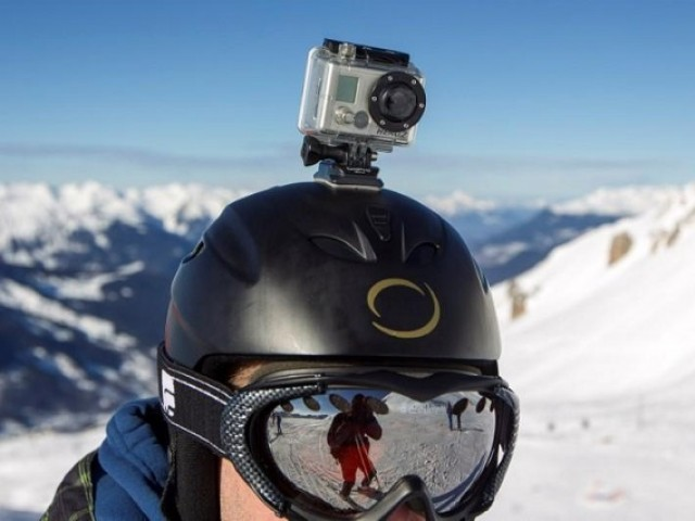 GoPro cuts 20 per cent of jobs, exits drone group