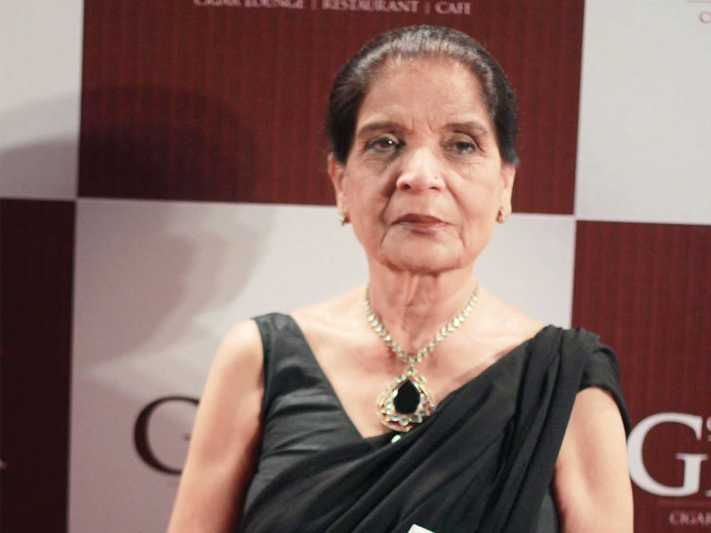 Renowned celebrity chef Zubaida Tariq passes away at 72""