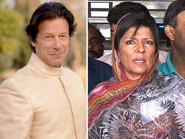Imran Khan's sisters once again in the dark regarding his ...