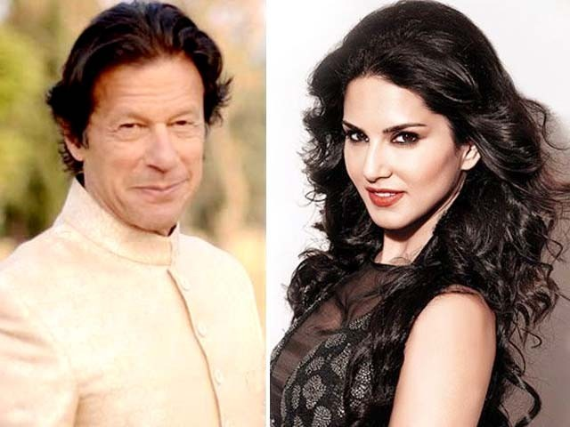 Photos of Imran Khan's alleged wife surface on private channel