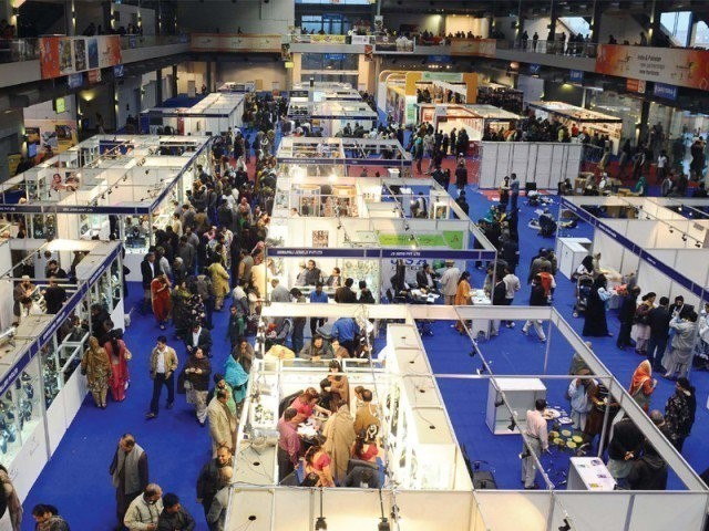 The expo aims to provide a platform to Pakistani companies. PHOTO: FILE
