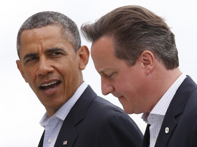 'David Cameron thought Obama was 'narcissistic, self-absorbed'', states Steve Hilton