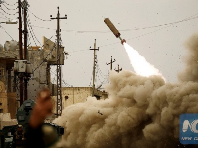 Syria accuses Israel of targeting Damascus military outposts with missiles