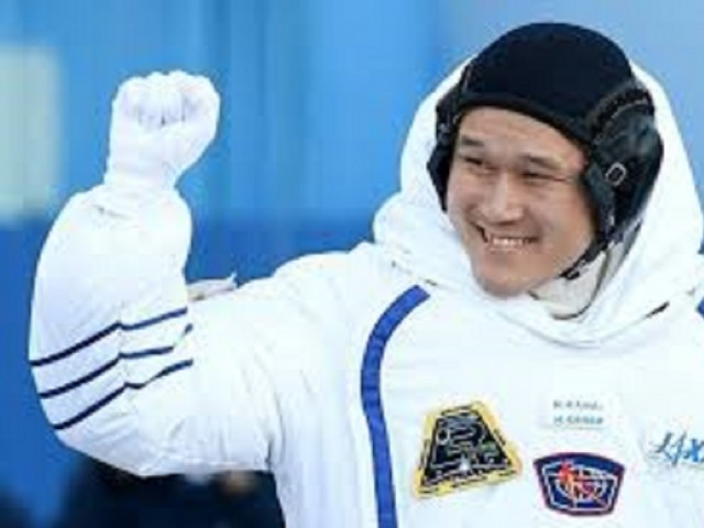 Japanese astronaut tweets his concern after growing 9cm in space