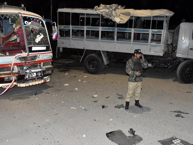 Six killed, 20 injured in blast near Balochistan Assembly