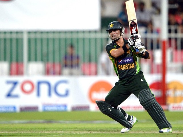 Ahmed Shehzad recalled for T20 series against New Zealand