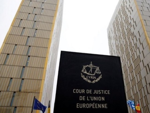 European Court of Justice advisors say gay spouses have equal rights