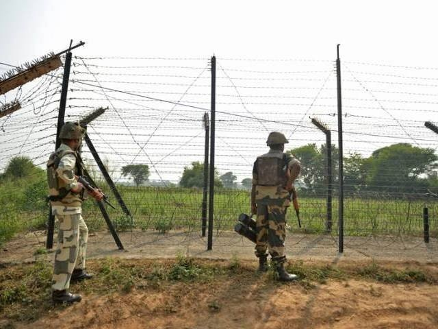 Pakistan Violates Ceasefire Along LoC In Uri Sector In J & K