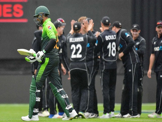 New Zealand held to 257 in 3rd ODI vs