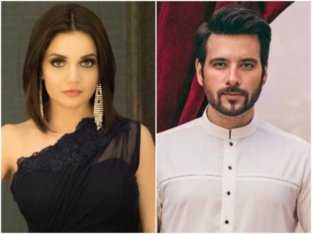 PHOTO: INSTAGRAM/TWITTER - ARMEENA KHAN/MIKAAL ZULFIQAR