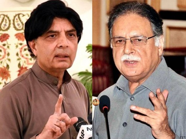 Nisar urges PML-N to expose Rashid's role in Dawn leaks