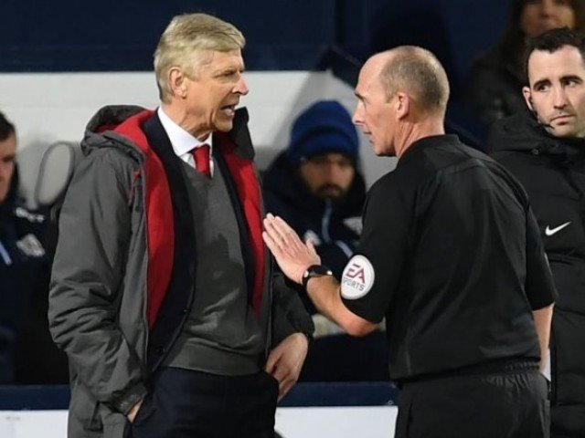 YOU'RE A DISGRACE! Why Wenger Got Three-Match Ban, £40k Fine