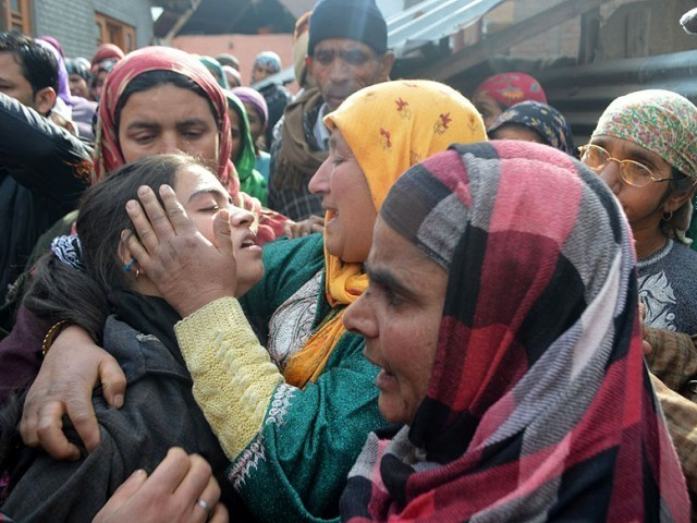 Protests erupt against murder, rape of minor girl in IHK