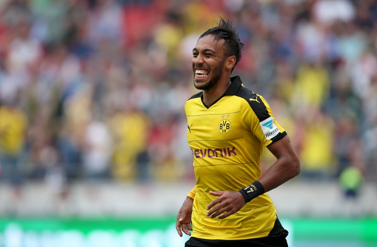 Pierre-Emerick Aubameyang left out of Dortmund squad